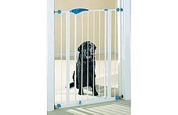 zubeh r t rgitter f r hunde extra hoch hundefutter. Black Bedroom Furniture Sets. Home Design Ideas